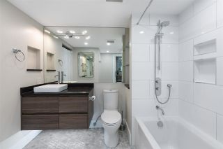 """Photo 17: 205 2428 W 1ST Avenue in Vancouver: Kitsilano Condo for sale in """"NOBLE HOUSE"""" (Vancouver West)  : MLS®# R2591111"""