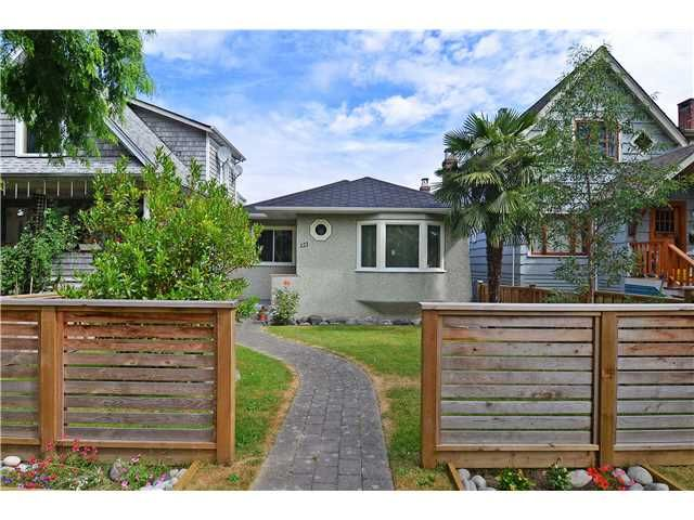 Main Photo: 121 W 17TH AV in Vancouver: Cambie House for sale (Vancouver West)  : MLS®# V1132759