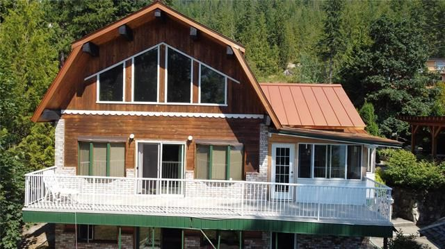 Main Photo: 110 Mann Road, in Sicamous: House for sale : MLS®# 10236126