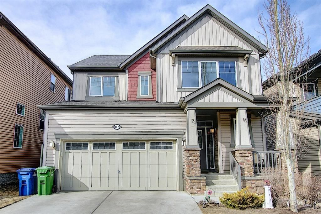 Main Photo: 117 Windgate Close: Airdrie Detached for sale : MLS®# A1084566