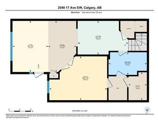 Photo 33: 2540 17 Avenue SW in Calgary: Shaganappi Row/Townhouse for sale : MLS®# A1072286