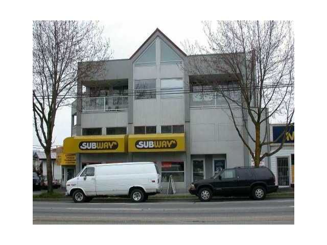 Main Photo: 1773 KINGSWAY BB in Vancouver East: Home for sale : MLS®# V4030613