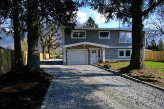 Photo 2: 50530 YALE Road in Rosedale: Rosedale Popkum House for sale : MLS®# R2152128
