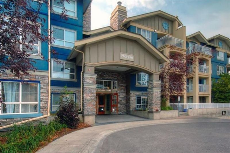 FEATURED LISTING: 414 - 35 Richard Court Southwest Calgary