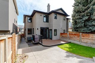 Photo 46: 1708 31 Avenue SW in Calgary: South Calgary Semi Detached for sale : MLS®# A1118216