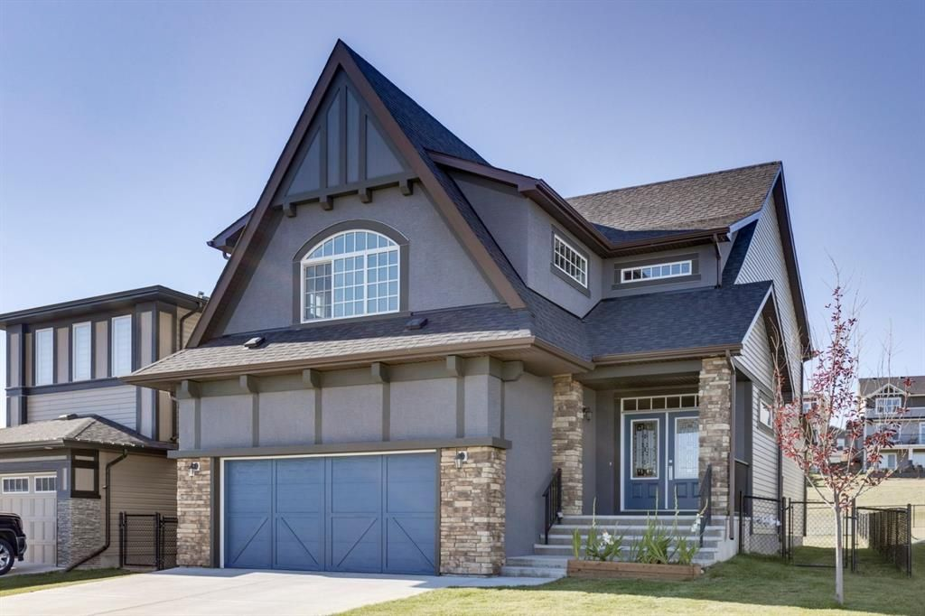Main Photo: 236 Hillcrest Drive SW: Airdrie Detached for sale : MLS®# A1153882