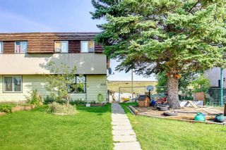 Main Photo: 7638 27 Street SE in Calgary: Ogden Semi Detached for sale : MLS®# A1145970