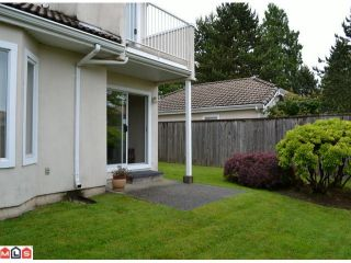 """Photo 8: 1 10062 154TH Street in SURREY: Guildford Townhouse for sale in """"WOODLAND GROVE"""" (North Surrey)  : MLS®# F1215581"""