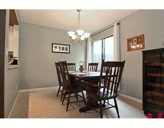 """Photo 5: 4 4929 207A Street in Langley: Langley City Townhouse for sale in """"PARKVIEW PLACE"""" : MLS®# F2921228"""