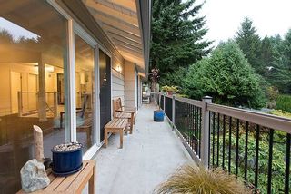 Photo 11: 5657 WESTHAVEN RD in West Vancouver: Eagle Harbour House for sale : MLS®# V1035586