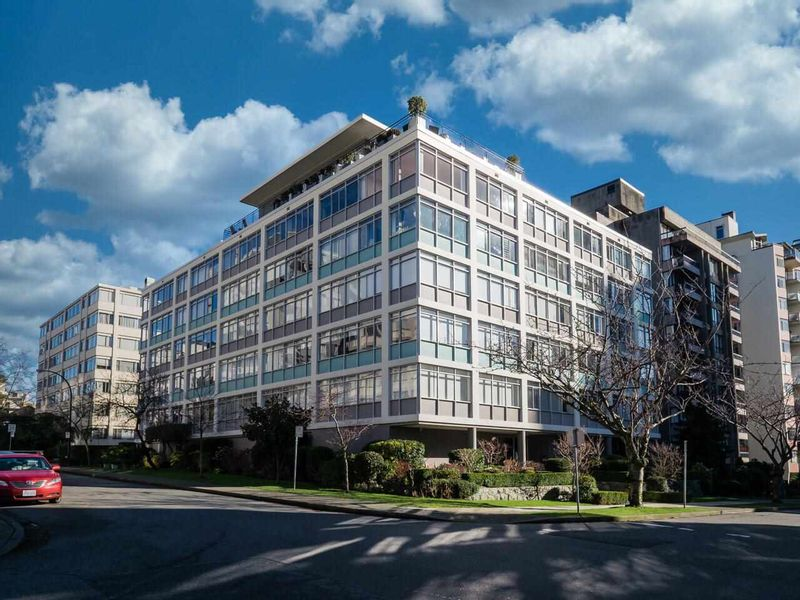 FEATURED LISTING: 304 - 1975 PENDRELL Street Vancouver