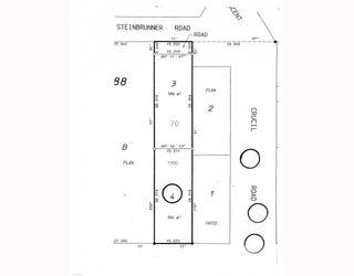 """Photo 2: # LOT 3 STEINBRUNNER RD in Gibsons: Gibsons & Area Land for sale in """"Steinbrunner"""" (Sunshine Coast)  : MLS®# V797288"""