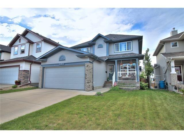 Main Photo: 30 EVERHOLLOW Heath SW in Calgary: Evergreen House for sale : MLS®# C4068362