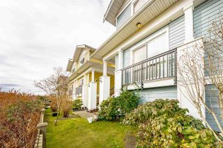 "Photo 2: 28 1130 EWEN Avenue in New Westminster: Queensborough Townhouse for sale in ""Gladstone Park"" : MLS®# R2539709"