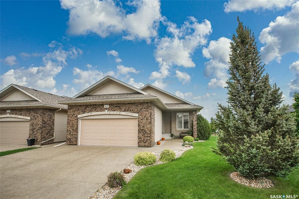 Main Photo: 119 602 Cartwright Street in Saskatoon: The Willows Residential for sale : MLS®# SK859204