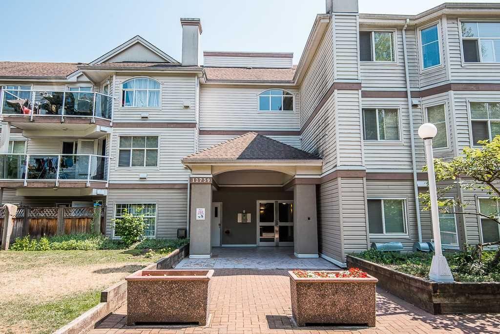 "Photo 1: Photos: 313 12739 72 Avenue in Surrey: West Newton Condo for sale in ""NEWTON COURT"" : MLS®# R2293338"