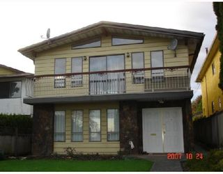 Photo 1: 7569 OAK Street in Vancouver: South Granville House for sale (Vancouver West)  : MLS®# V675243