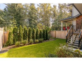Photo 33: 109 8217 204B STREET in Langley: Willoughby Heights Townhouse for sale : MLS®# R2505195