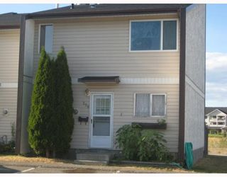 """Photo 1: 228 4344 JACKPINE Avenue in Prince_George: Foothills Townhouse for sale in """"FOOTHILLS"""" (PG City West (Zone 71))  : MLS®# N194679"""