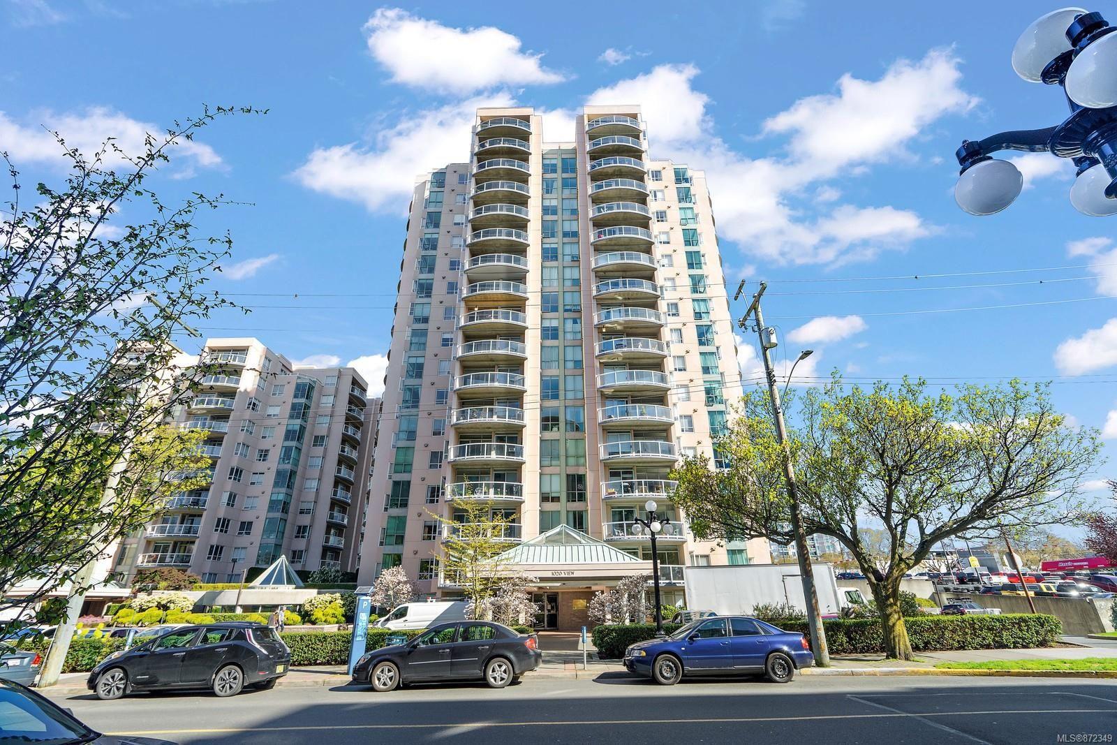 Main Photo: 903 1020 View St in : Vi Downtown Condo for sale (Victoria)  : MLS®# 872349