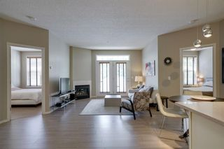 Photo 2: 238 2200 Marda Link SW in Calgary: Garrison Woods Apartment for sale : MLS®# A1097881