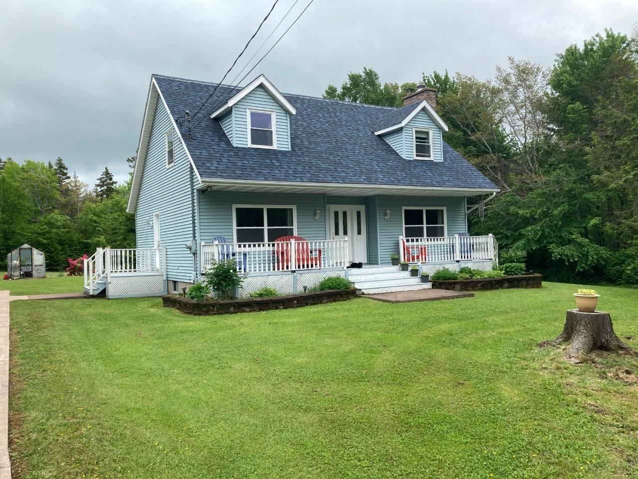 Main Photo: 696 Chance Harbour Road in Chance Harbour: 108-Rural Pictou County Residential for sale (Northern Region)  : MLS®# 202115814