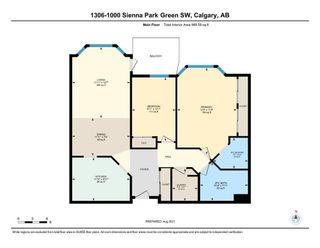 Photo 24: 1306 1000 Sienna Park Green SW in Calgary: Signal Hill Apartment for sale : MLS®# A1134431