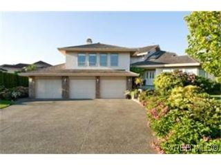 Photo 1:  in VICTORIA: SE Gordon Head House for sale (Saanich East)  : MLS®# 484435