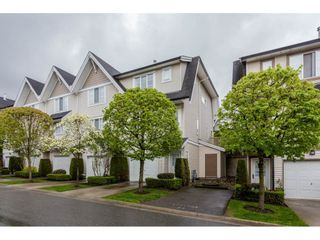 """Photo 2: 48 20540 66 Avenue in Langley: Willoughby Heights Townhouse for sale in """"AMBERLEIGH II"""" : MLS®# R2160963"""