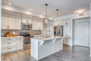 Photo 7: 408 6703 New Brighton Avenue SE in Calgary: New Brighton Apartment for sale : MLS®# A1072646