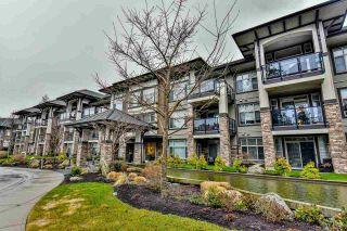 "Photo 1: 108 15195 36 Avenue in Surrey: Morgan Creek Condo for sale in ""Edgewater"" (South Surrey White Rock)  : MLS®# R2283276"