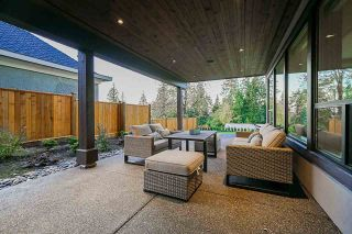 Photo 32: 16731 MCNAIR Drive in Surrey: Sunnyside Park Surrey House for sale (South Surrey White Rock)  : MLS®# R2541569