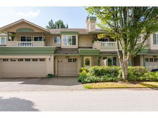 """Photo 1: 157 13888 70 Avenue in Surrey: East Newton Townhouse for sale in """"CHELSEA GARDENS"""" : MLS®# R2490894"""