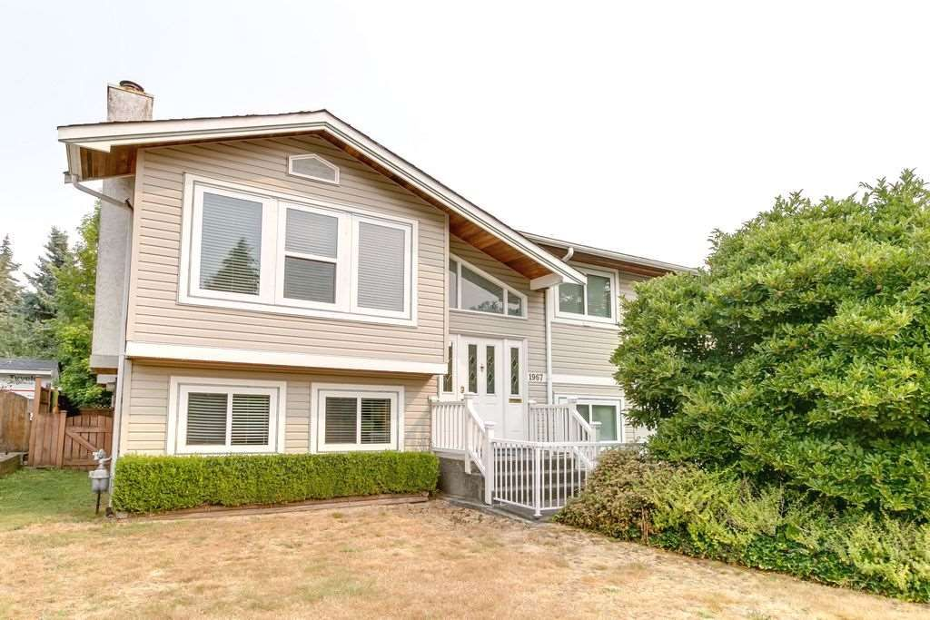 """Main Photo: 1967 WADDELL Avenue in Port Coquitlam: Lower Mary Hill House for sale in """"LOWER MARY HILL"""" : MLS®# R2297127"""
