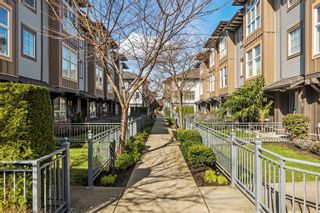 """Photo 1: 79 18777 68A Avenue in Surrey: Clayton Townhouse for sale in """"Compass"""" (Cloverdale)  : MLS®# R2594623"""