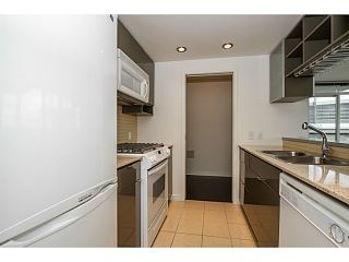 Photo 4: # 1205 928 BEATTY ST in Vancouver: Yaletown Condo for sale (Vancouver West)  : MLS®# V1086608