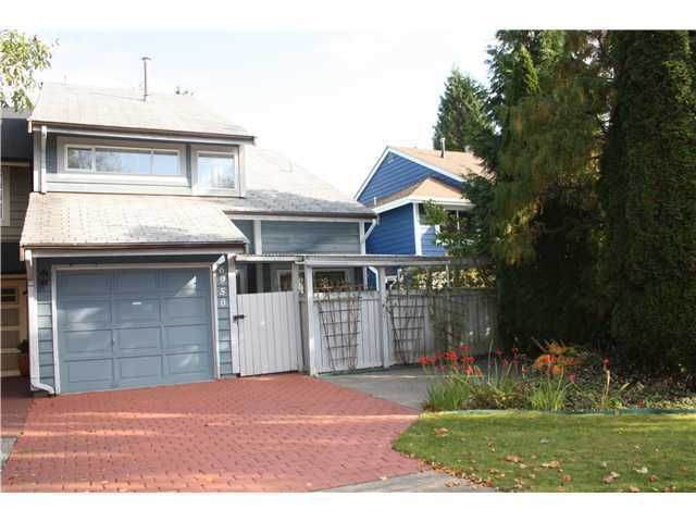 """Main Photo: 6950 TYNE Street in Vancouver: Killarney VE 1/2 Duplex for sale in """"CHAMPLAIN HEIGHTS"""" (Vancouver East)  : MLS®# V1044815"""