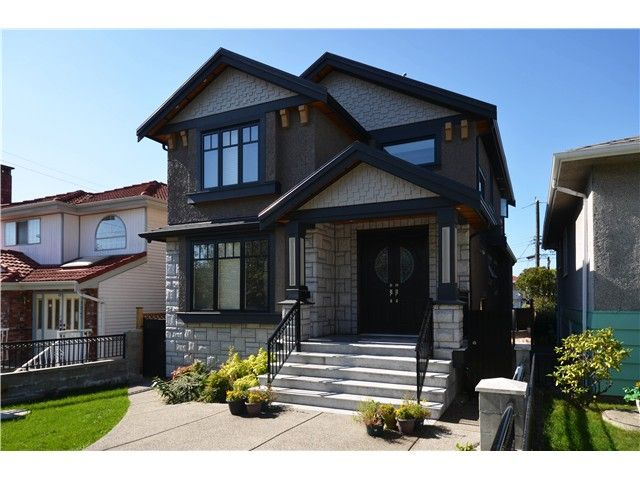 Main Photo: 7229 FLEMING ST in Vancouver: Fraserview VE House for sale (Vancouver East)  : MLS®# V1088014