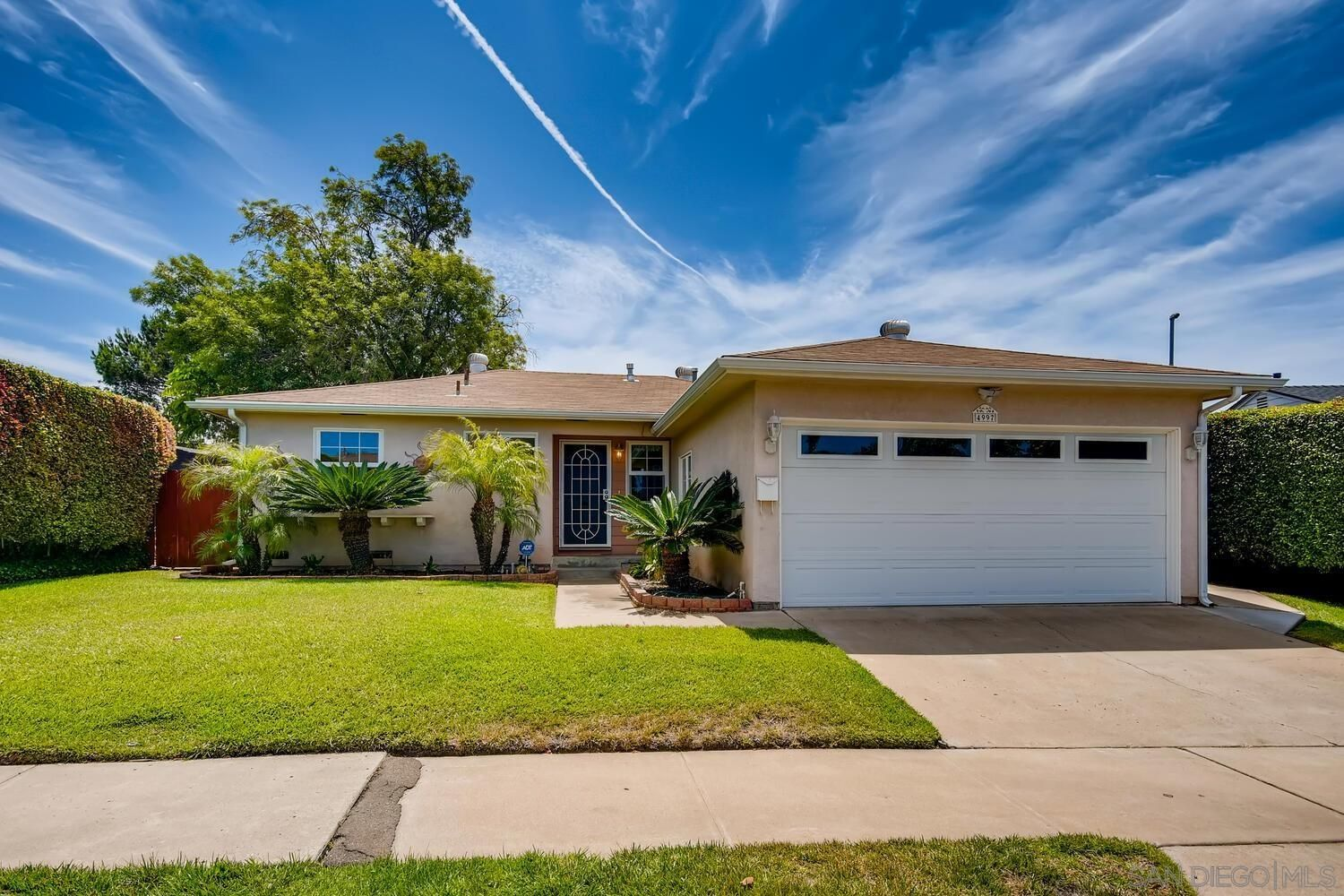 Main Photo: DEL CERRO House for sale : 3 bedrooms : 4997 TWAIN AVE in SAN DIEGO