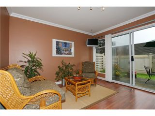 """Photo 5: 12 8540 BLUNDELL Road in Richmond: Garden City Townhouse for sale in """"CATALINA COURT"""" : MLS®# V853733"""