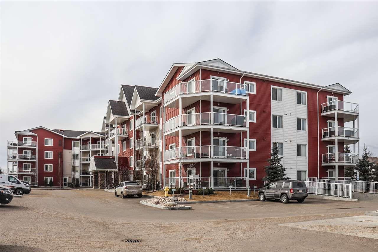 Main Photo: 316 2229 44 Avenue in Edmonton: Zone 30 Condo for sale : MLS®# E4234308