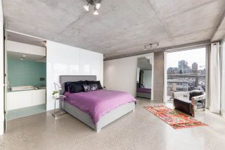 """Photo 16: PH610 1540 W 2ND Avenue in Vancouver: False Creek Condo for sale in """"The Waterfall Building"""" (Vancouver West)  : MLS®# R2580752"""