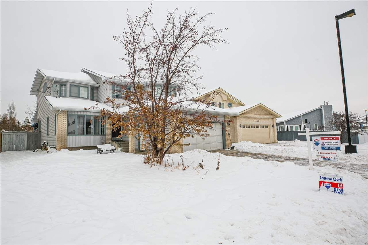 Main Photo: 3660 33 Street in Edmonton: Zone 30 House for sale : MLS®# E4227249