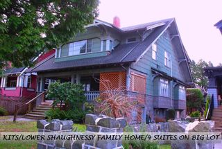Photo 1: 2014 W 15TH Avenue in Vancouver: Kitsilano House for sale (Vancouver West)  : MLS®# R2552019