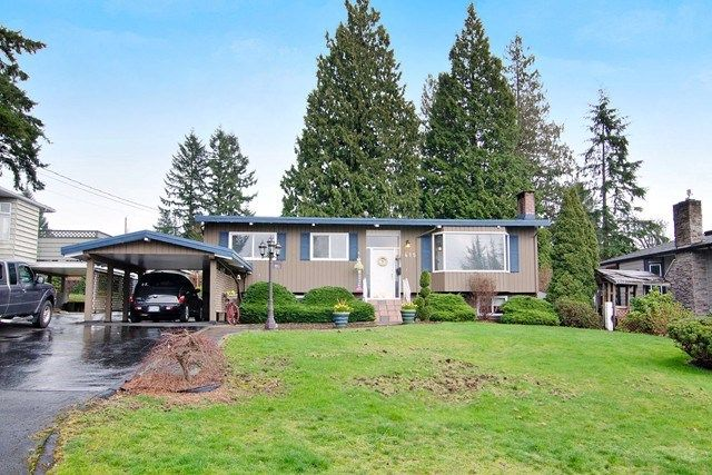 Main Photo: 415 TRINITY Street in Coquitlam: Central Coquitlam House for sale : MLS®# R2043356