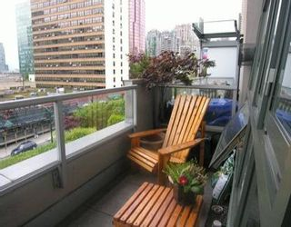 """Photo 7: PH3 1688 ROBSON ST in Vancouver: West End VW Condo for sale in """"PACIFIC ROBSON PALAIS"""" (Vancouver West)  : MLS®# V594205"""