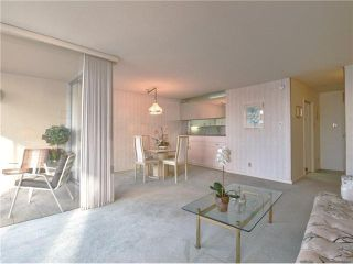 "Photo 3: # 1004 2135 ARGYLE AV in West Vancouver: Dundarave Condo for sale in ""THE CRESCENT"" : MLS®# V920793"