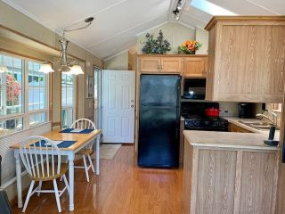 """Photo 5: 27 14600 MORRIS VALLEY Road in Mission: Lake Errock Manufactured Home for sale in """"Tapadera Estates"""" : MLS®# R2586403"""