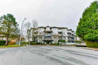 "Photo 2: 203 8115 121A Street in Surrey: Queen Mary Park Surrey Condo for sale in ""THE CROSSING"" : MLS®# R2521506"
