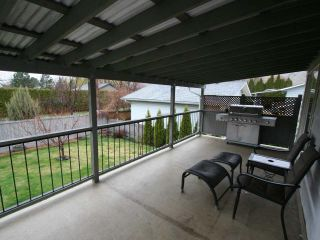 Photo 12: 195 PEARSE PLACE in : Dallas House for sale (Kamloops)  : MLS®# 145353